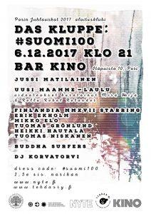 Das Kluppe #SUOMI100 @ Pori | Finland