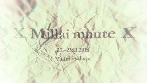 X Millai muute X @ Pori | Finland