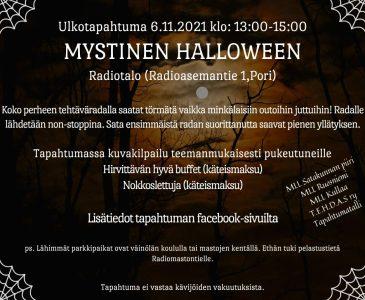 Mystinen Halloween!